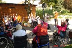 Aktivnosti fizioterapije - 19. 08. 2010