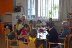 Dnevno varstvo DSO Šiška - 18. 06. 2015