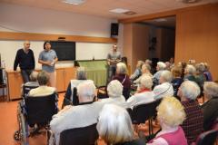 Dokumentarni film o knjigi dr. Angele Piskernik - 10. 10. 2012