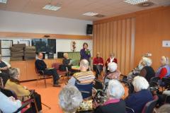 Literarno društvo navdih - 19. 12. 2013