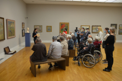 Narodna galerija in Spominčica