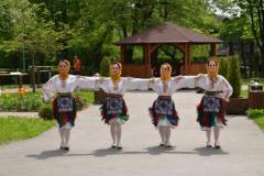 Nastop folklorne skupine KUD Abrašević iz Srbije - 29.04.2012