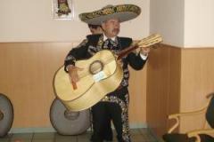 Nastop glasbene skupine iz Mehike - 15. 08. 2009