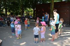 Obiskali so nas otroci - 19. 06. 2014