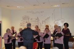 Pesem in ples v DSO Šiška - 16. 12. 2013