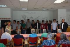 Pevski zbor Aleron iz Filipinov - 13. 07. 2017