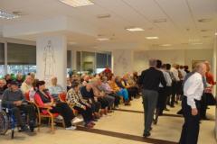 Plesna rekreacija Dravlje - 16. 12. 2014