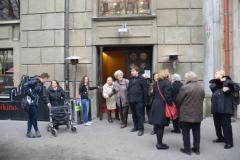 Predpremiera filma Za pogledom - Kinodvor - 23. 12. 2014