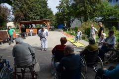 Predstavitev filozofije in veščin karateja - 04. 09. 2013