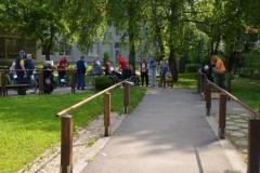 Senior vadbeni park - 23. 05. 2014