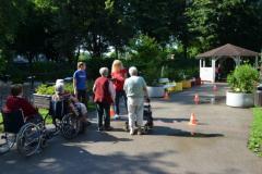 Športne igre in piknik stanovalcev 2018