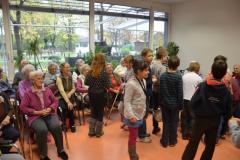 Učenci OŠ Valentina Vodnika na obisku - 29. 11. 2013